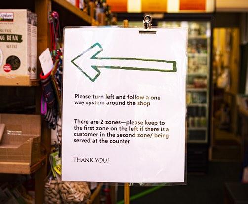 shop rules